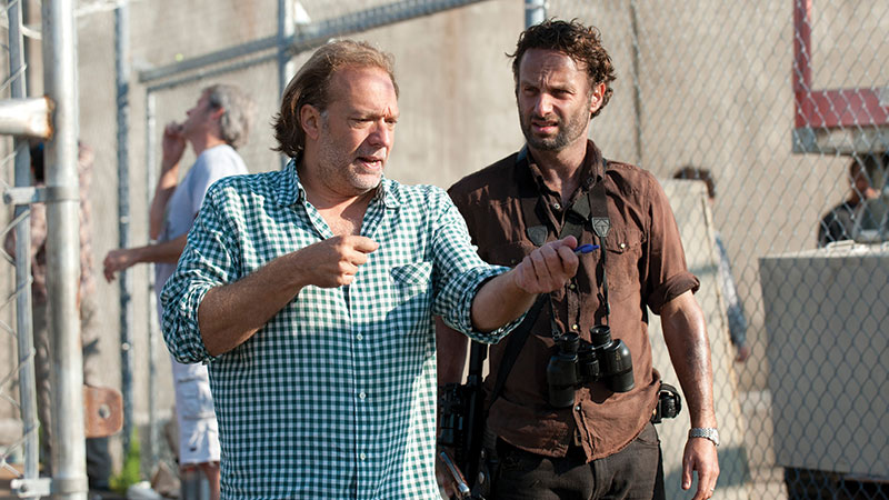 DGA The Walking Dead Greg Nicotero