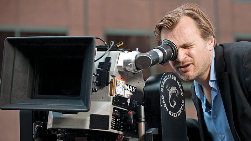 DGA Quarterly The Industry Christopher Nolan