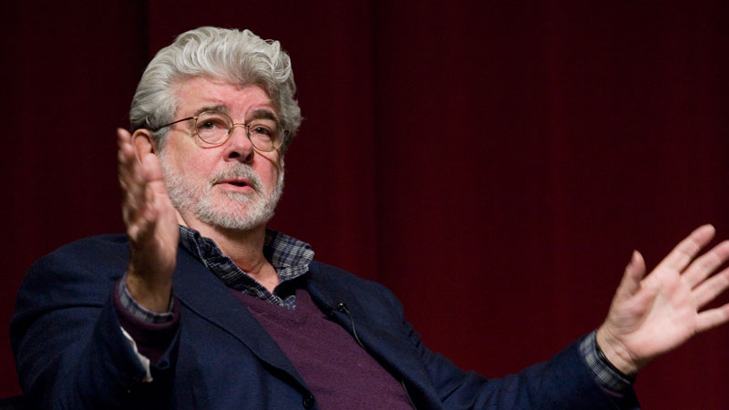 George Lucas at the DGA
