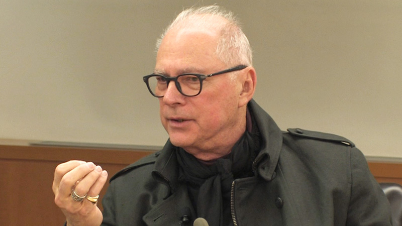 an evening with director barry levinson