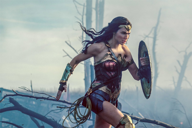Patty Jenkins discusses Wonder Woman