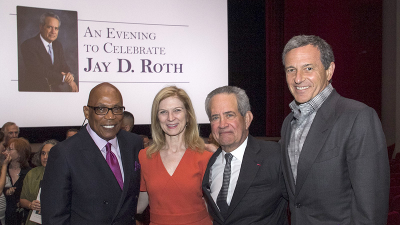 An Evening to Celebrate Jay D. Roth