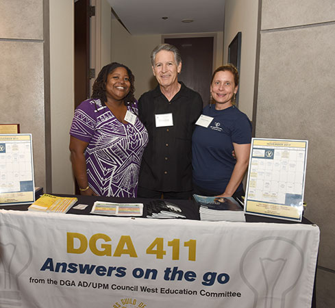 Eleventh Annual DGA 1st AD Invitational Luncheon