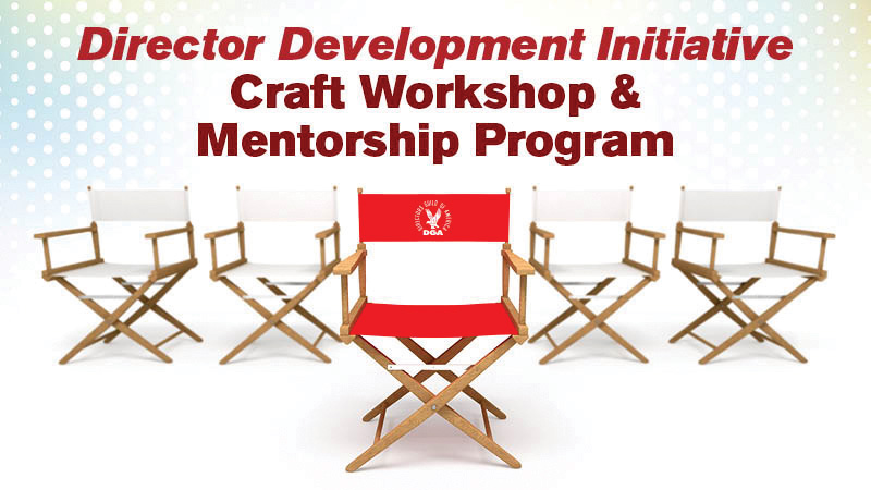 TV Director Craft Workshop & Mentorship Program