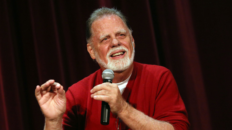Director Taylor Hackford discusses The Comedian