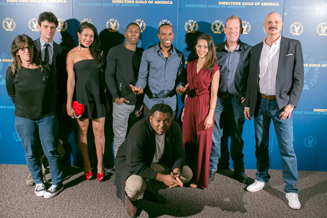 WC Student Film Awards 2016