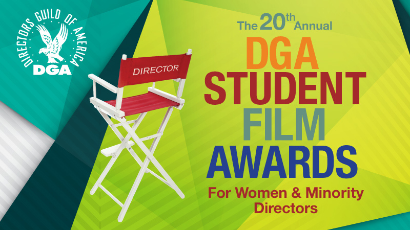 2014 DGA Student Film Awards art