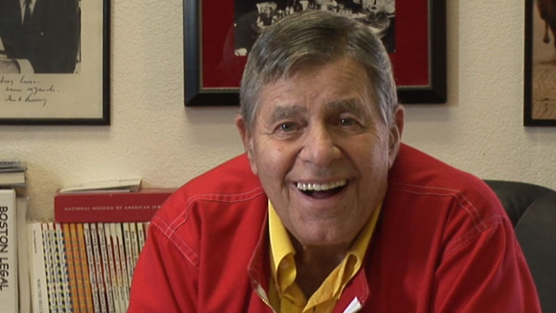 Jerry Lewis Interview