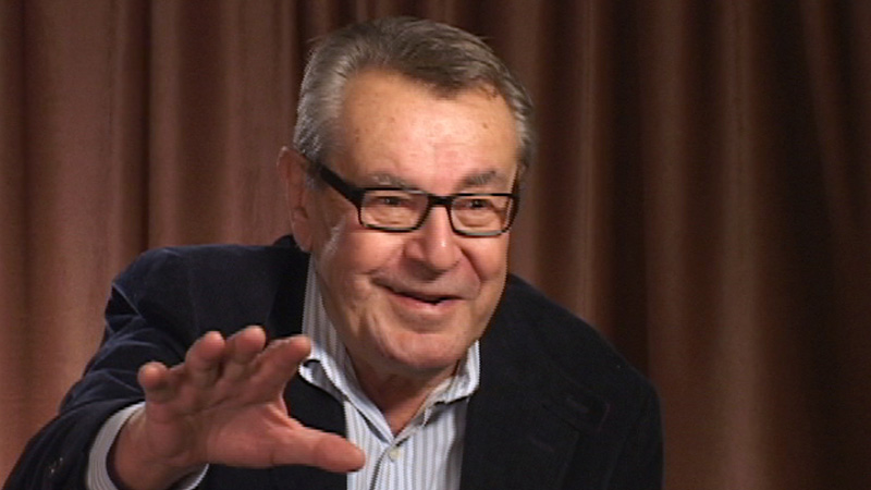 milos forman interview