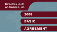 2008 DGA Basic Agreement