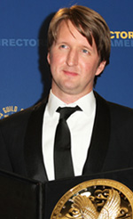 DGA 63rd Awards Winner Tom Hooper